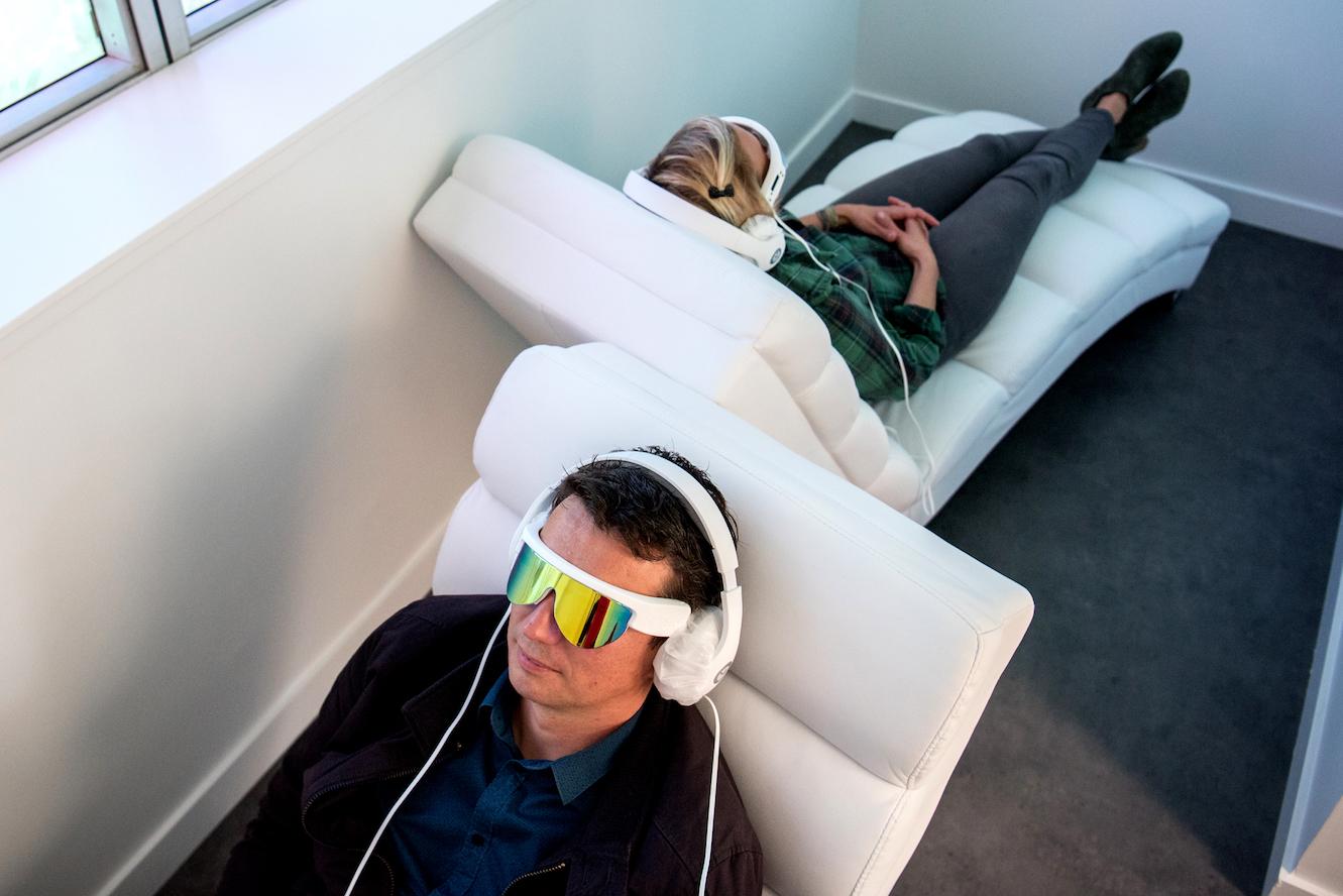 PSIO Lumino-Relaxation